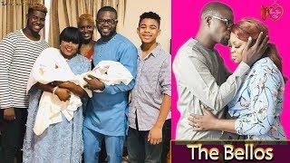 Fanally Funke Akindele And Husband Bello Share Twin Baby Sons Photos 2019