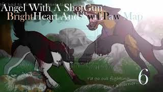 BrightHeart And SwiftPaw Map ~ Angel With A ShotGun ~ Open