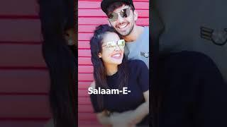New Letest Full Screen Status | Full Screen Whatsapp Status Video | Salam mein ishq meri jaan..