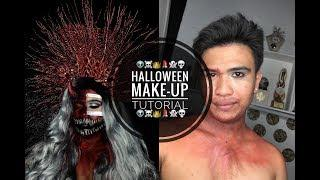 Boy to Girl Transformation Halloween Special