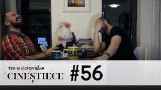 #56   Femeile fug de mine că sunt prea înalt   CineȘtieCe Podcast cu Teo și Victor Băra