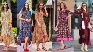 Long Kurta / Kurti Design Collection 2018 || Kurti For Girls Images / Photo 2018