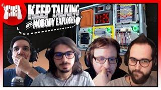 "La Bomba con scritto ""Hold"" [Keep Talking and Nobody Explodes]"