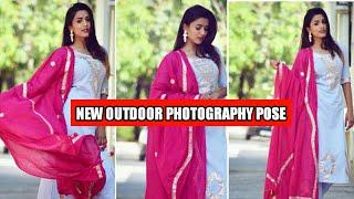 New Outdoor Photography Pose | Pose For Girls | New Shootout Pose | Latest Pose 2019