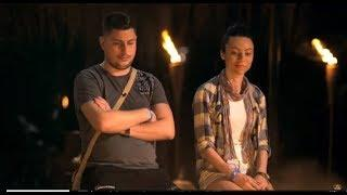"""Răzvan și Cati au parte de prima ceremonie a focului: """"Eu dacă iubesc, faci ce vrei din mine"""""""