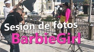 Sesión de fotos BarbieGirl