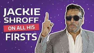Jackie Shroff on all his firsts | S01E08 | Pinkvilla | Bollywood