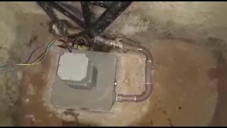 A Unica No Brasil - Mine e Pequena PCH Caseira Automatizadas, OURO PRETO DO OESTE, RONDÔNIA, BRASIL