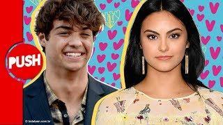 Dating-Foto von Noah Centineo & Camila Mendes