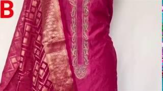 Awesome dress material