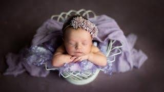 Photoshoot with ADORABLE Baby Girl | Newborn Photography Behind the Scenes
