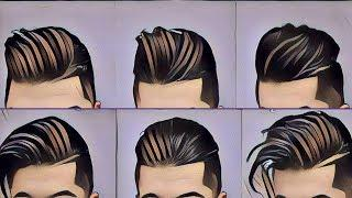 Top 10 Latest Hairstyles for Men's ! Mens Hairstyles Trends !