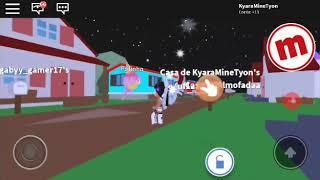 Jogando Meep City_Roblox (Meu primeiro vídeo do canal assistam até o final)