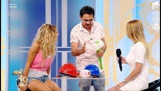 """Flavia şi Roxana Nemeş, faţă-n faţă la provocarea """"Crăpa-ţi-aş capul"""""""
