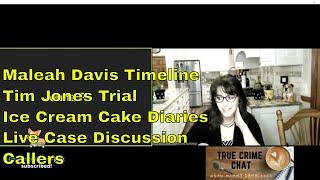 Maleah Davis Timeline - Timothy Jones Trial - Live Calls & Discussion with Mommy Ramblings