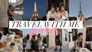 TRAVEL WITH ME: PARIS GIRLS TRIP!!