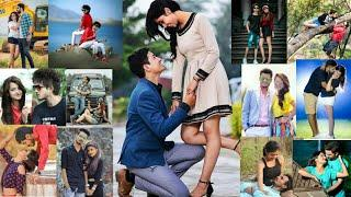 New Couple Photoshoot Pose |Model Boys And Girls Photography Pose | New Couple Pose