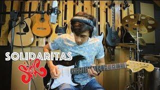 Slank Solidaritas Full Tutorial Gitar Melodi