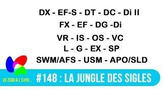 #148 La jungle des sigles