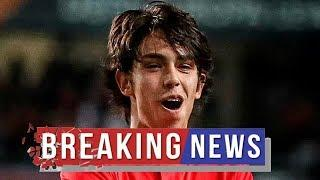 Arsenal news :  Joao Felix makes admission over girls sending him naked pictures