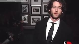 RALPH LAUREN Fall 2002 2003 Menswear - Fashion Channel