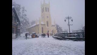 #SHIMLA ,SHIMLA'S SNOW FALL PHOTO COLLECTION ||SHIMLA PHOTO COLLECTION