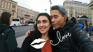 KISSING SELFIE | PRANK IN RUSSIA |PART 5