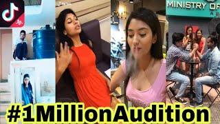 1 Million Audition By Indian Girls VS Boys Tik Tok musically #1MillionAudition