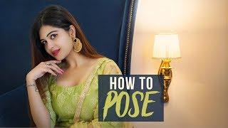 How to Pose | Indian GIRLS Photoshoot | in Hindi | Raj Photo Editing