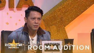 Akhirnya Indra Bisa Berduet Dengan Idolanya | Room Audition 2 | Rising Star Indonesia 2018