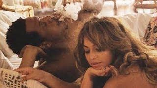 Beyonce & Jay Z Share Intimate NSFW Photos In OTRII Tour Book