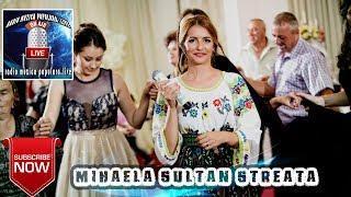 MIHAELA SULTAN STREATA - SUPER COLAJ LIVE 2018 NOU MUZICA DE PETRECERE HORA SI SARBA
