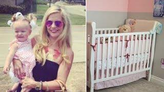 Mom Puts Baby Girl To Bed Has No Idea Hidden Danger In Room