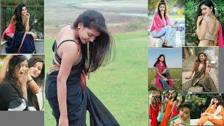 Indian Maratha Girls Outdoor Photography Pose | Best New Photography Pose For Girls |