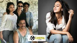 Actor Arjun family photo collection | cinema news | kollywood News | cinema cafe