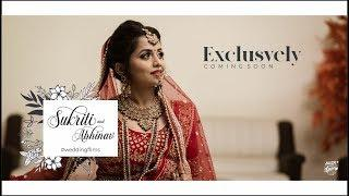 Studio FOTO ME | Sukriti & Abhinav  | Royal Wedding Teaser 2019 | HD
