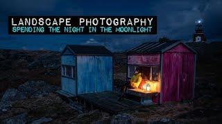 Utsira, beautiful Norwegian island (bloodmoon at the end) || Landscape Photography