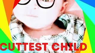 CUTTEST CHILD OF THE PLANET||PHOTO COLLECTION||BY VIVEK VLOGS