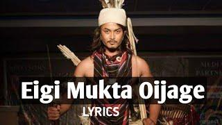 Eigi Mukta Oijage | Lyrics | Photo Collection Song