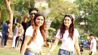 Flirting Girls Dance Prank with twist ||Prank in India|| Bharti Prank
