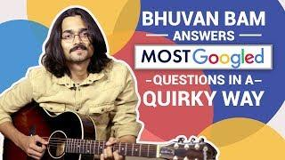 BB Ki Vines | Bhuvan Bam answers Most Googled Questions in a quirky way | Safar - Music Video