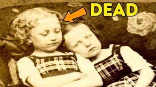 Why Did Victorians Take Pictures of Dead People?