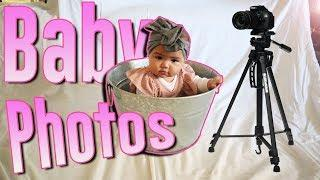 Taking 6 Month Baby Photos