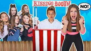 Who Can MAKE the MOST MONEY in 24 Hours Challenge **KISSING BOOTH PRANK**????????| Piper Rockelle