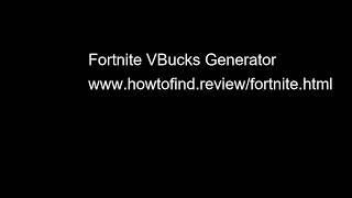 Fortnite VBucks Generator - fortnite best fort to build