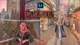 HOW TO CREATE PEACHY TONE LIKE INSTAGRAM FEEDS @NABILAZIRUS I LIGHTROOM MOBILE #editnabilazirus