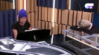 NATALIA le canta a ALBA la CANCIÓN que ha COMPUESTO | OT 2018