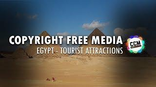 ???? EGYPT - LANDMARKS TOURIST ATTRACTIONS  46 Photo Collection (Free to use Media Free Download)