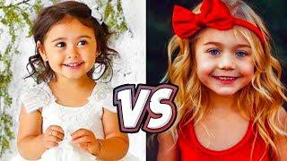 Elle Lively McBroom VS Everleigh Rose (Pictures)