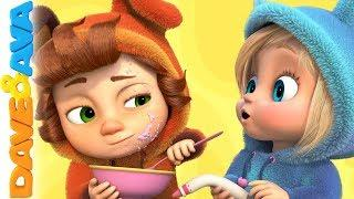???? Baby Songs | Dave and Ava | Nursery Rhymes ????